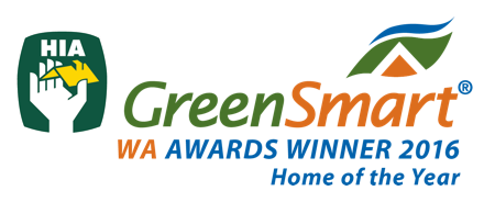 Greensmart WA Awards Winner 2016 - Home of the Year